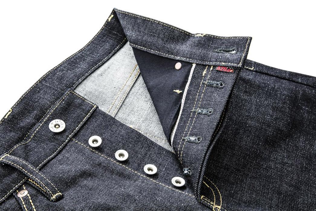 nine-lives-13-5oz-slim-tapered-jeans-blue-front-top-open