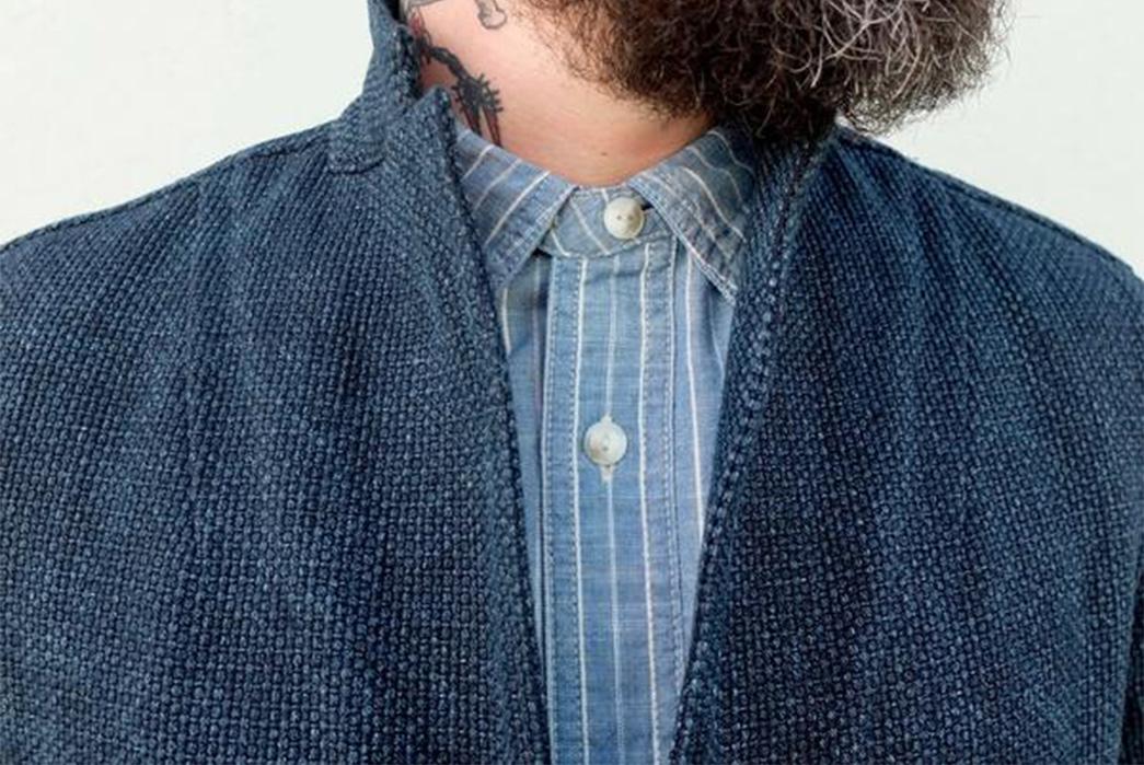 nine-lives-indigo-sashiko-duster-coat-front-open-collar