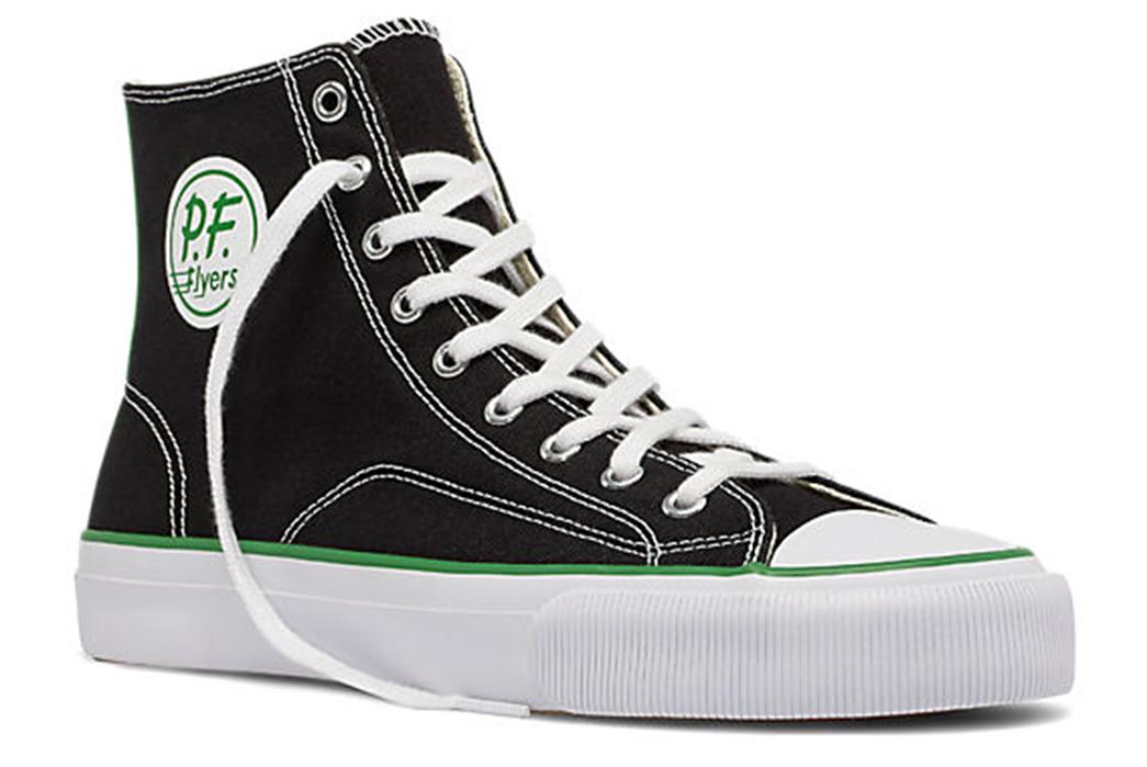 PF Flyers All American Hi Sneakers