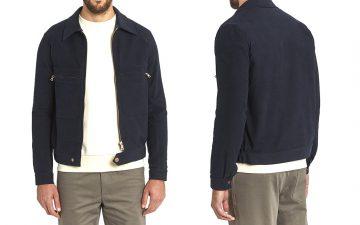 private-white-v-c-moleskin-mechanic-jacket-model-front-back