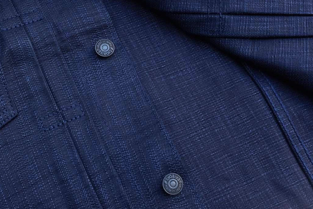 pure-blue-japan-double-natural-indigo-type-ii-selvedge-jacket-two-buttons-front