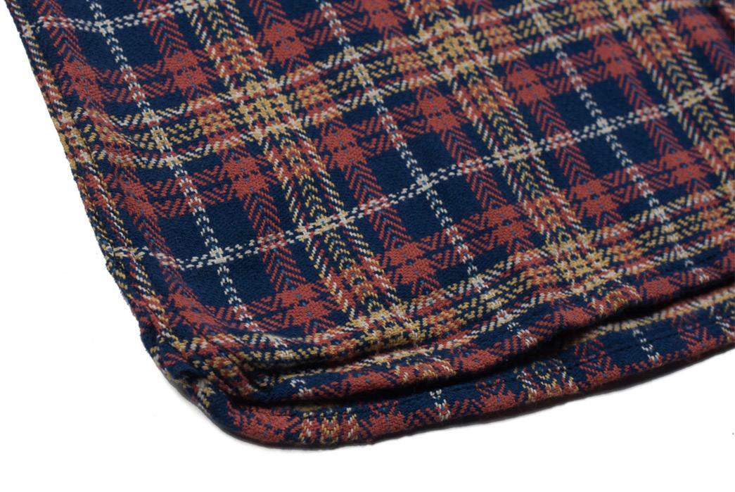 the-flat-heads-3-tabs-for-breakfast-heavy-flannel-selvedge