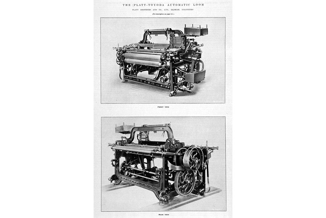 the-weekly-rundown-the-platt-toyoda-licensed-loom-built-in-oldham