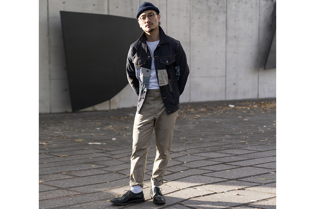 3sixteen-celebrates-the-classrooms-5th-anniversary-with-limited-patchwork-type-3s-jacket-frotn-figure
