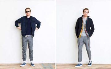 beams-plus-spring-summer-17-lookbook-grey-pants