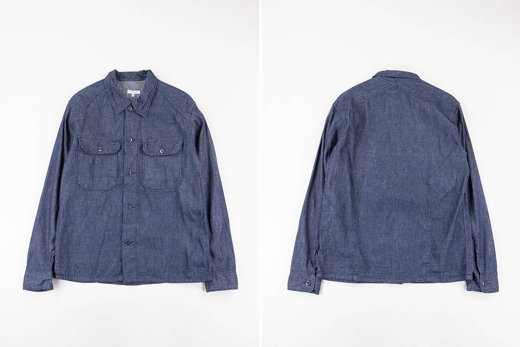 engineered-garments-8oz-cone-denim-field-shirt-front-back