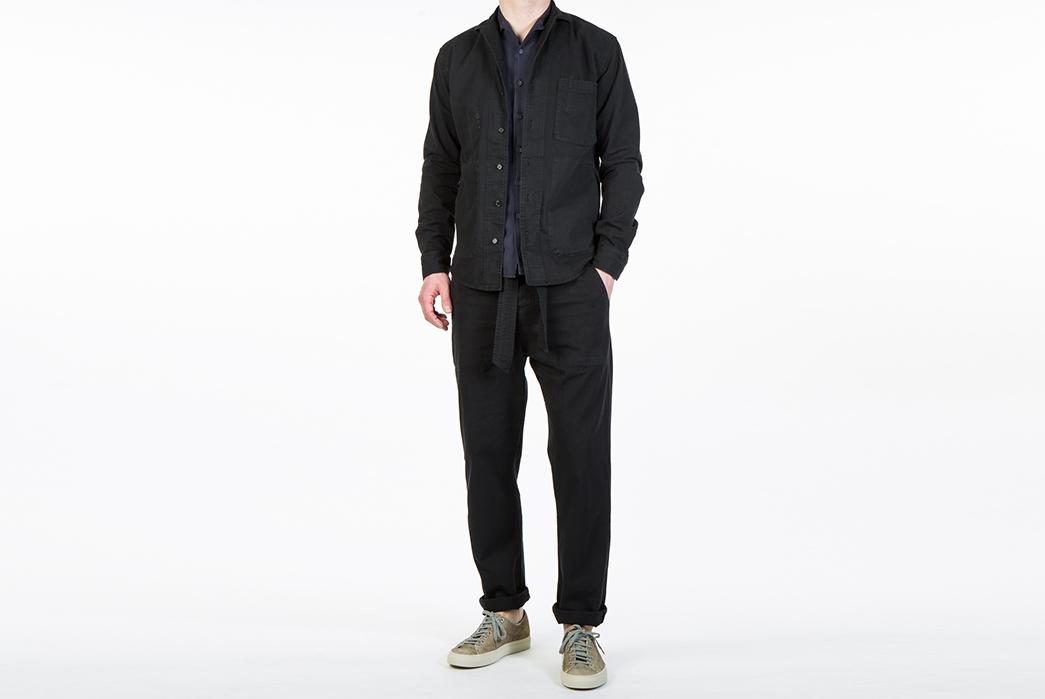 hansen-garment-dyed-herringbone-stefan-casual-over-shirt-full-model