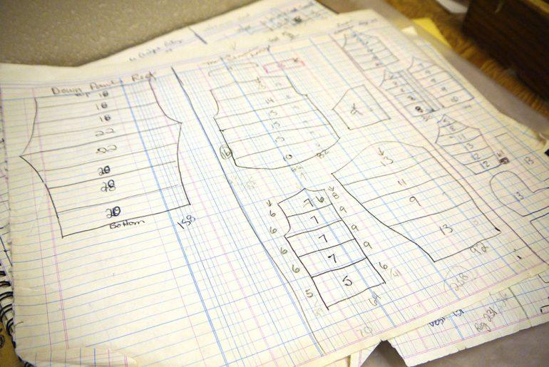 kluane-parka-filling-outline