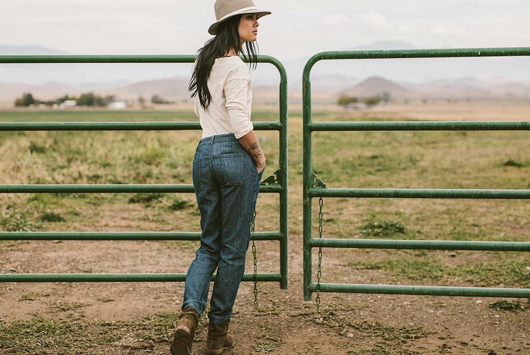Taylor-Stitch-Cavallo-Pant-Cone-Mills-Corded-Denim-female-model-back