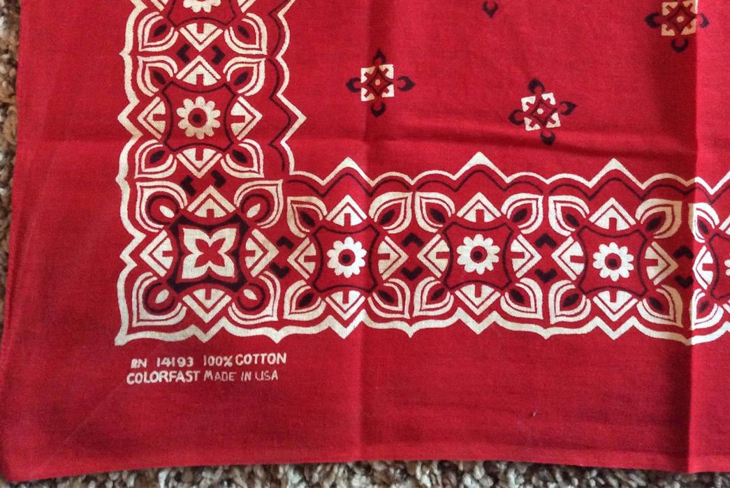 History of Bandana Cloth