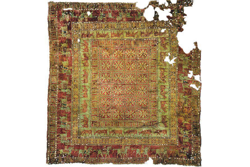 The-History-of-the-Bandana-The-Pazyryk-Carpet.-The-oldest-known-carpet-in-the-world-is-from-the-fifth-century-BCE,-does-the-design-look-familiar-Image-via-Nazmiyal-Antique-Rugs
