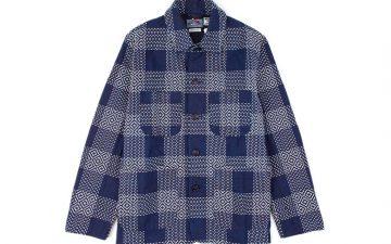 Blue-Blue-Japan-White-Sashiko-Stitched-Coverall-Jacket-front