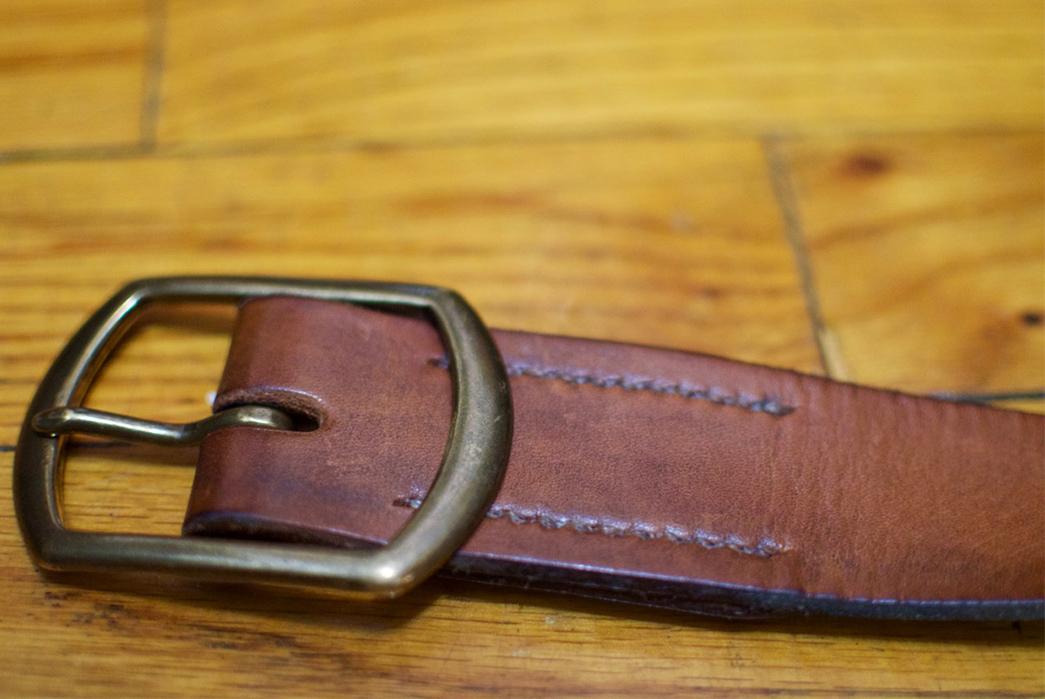 Fade-of-the-Day---W.H.-Earl-Walnut-Belt-(1.5-Years)-buckle