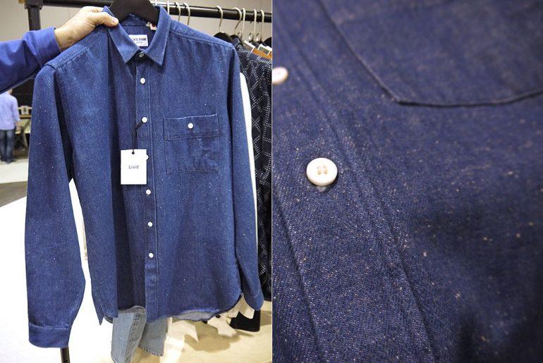 Livid-Jeans-denim-neppy-shirt