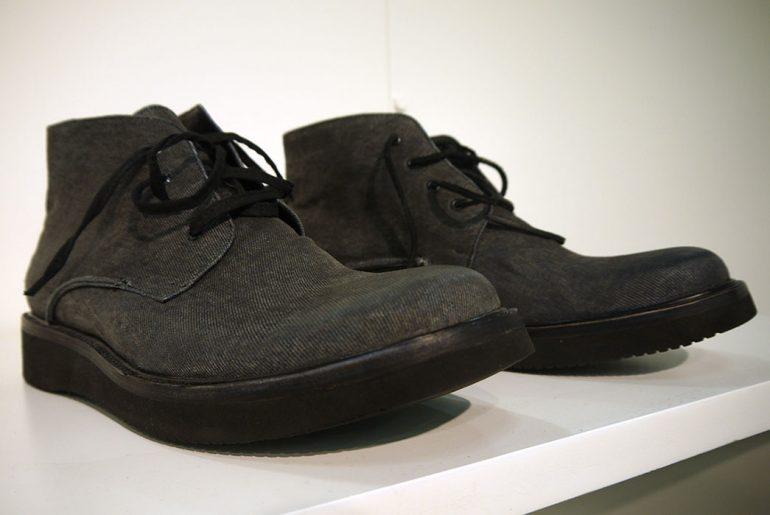 The MATiAS x Esquivel Conejo Hobo shoes.