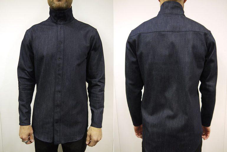 Norman-Russell-Denim-Shirt