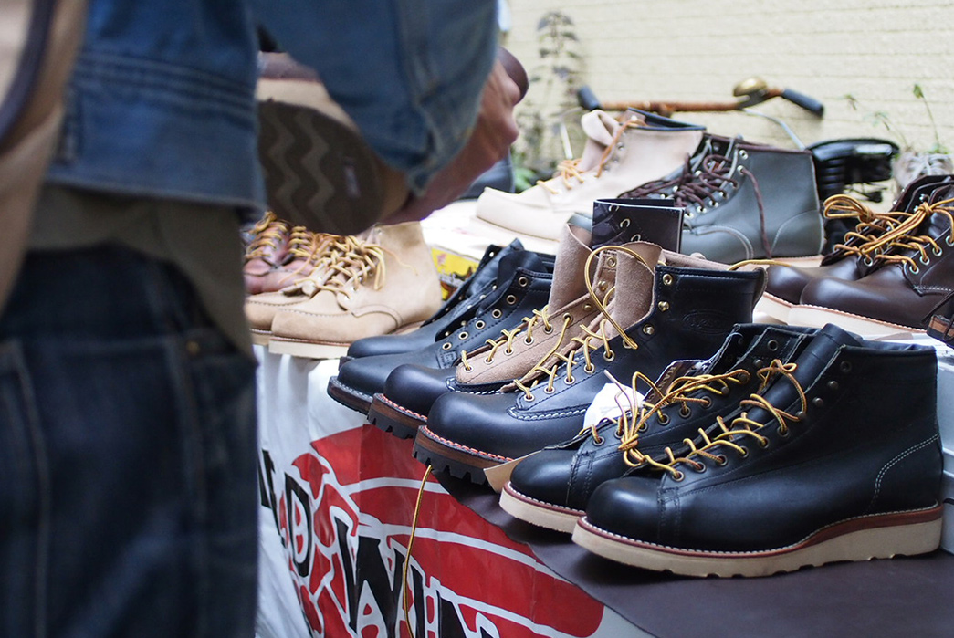 Oddie-Goodie-Flea-Market-Recap-shoes-and-boots-2