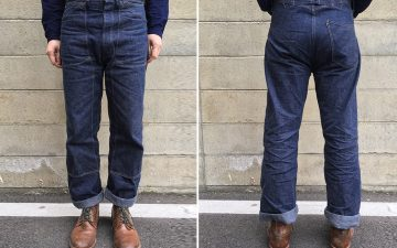 Ooe-Yofukuten-x-Bandanna-Almanac-Double-Wear-Overalls-model-front-back