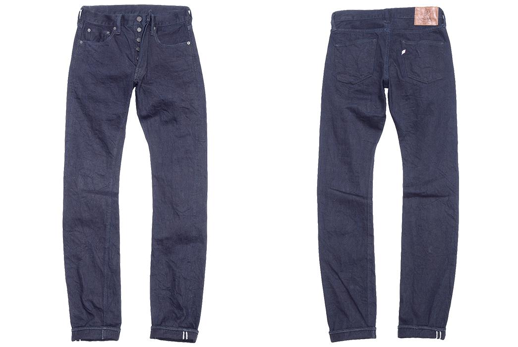 Pure-Blue-Japan-XX-012-Selvedge-Raw-Denim-Jeans-front-back