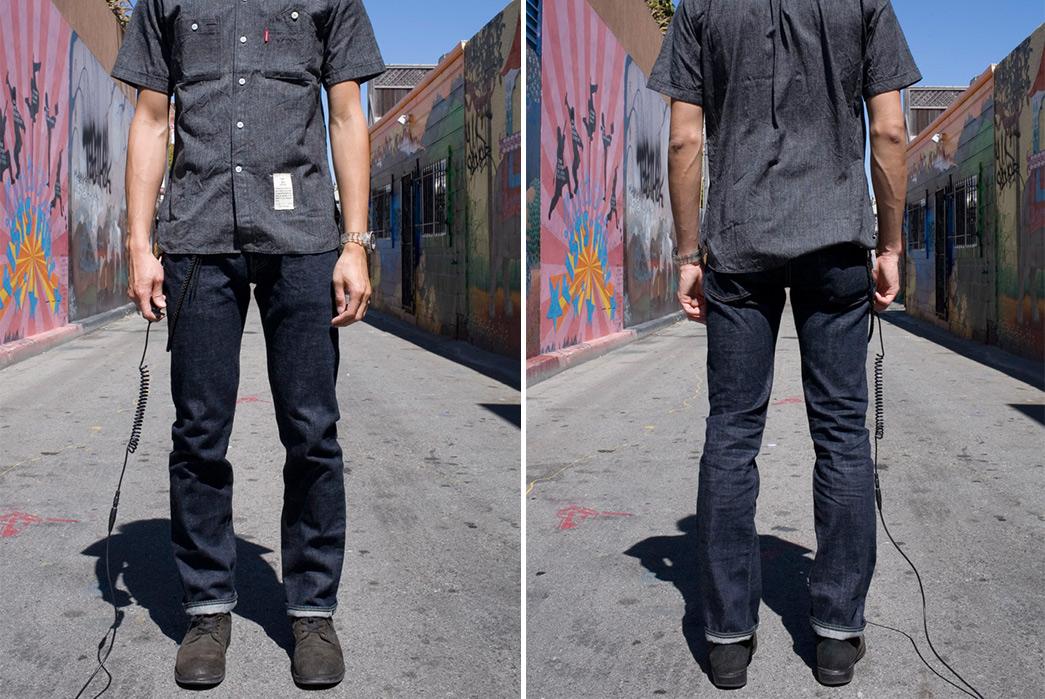 Sugar-Cane-2009-Raw-Denim-Jeans