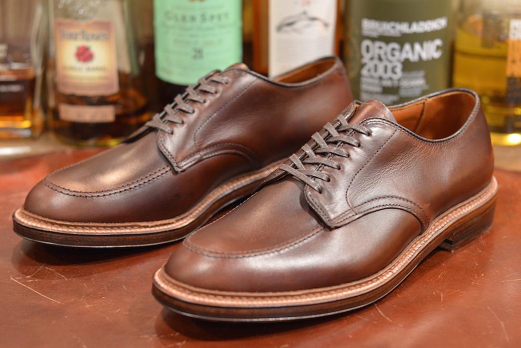 Alden-x-Leather-Soul-Brown-Chromexcel-Ultimate-Stomper-front-side