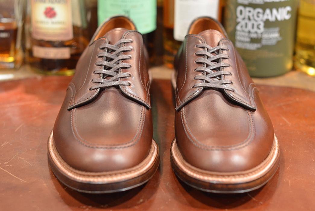 Alden-x-Leather-Soul-Brown-Chromexcel-Ultimate-Stomper-front