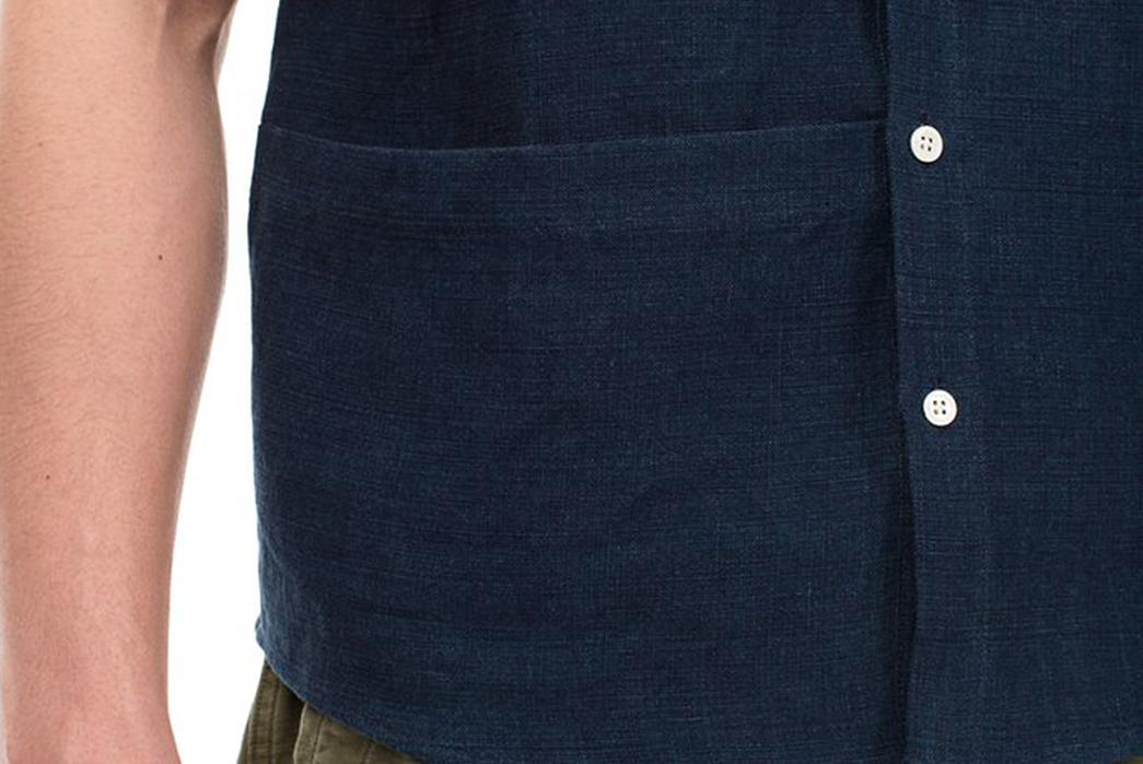 Blluemade's-Soft-Pocket-Shirts-Simplify-the-Traditional-Guayabera-pocket