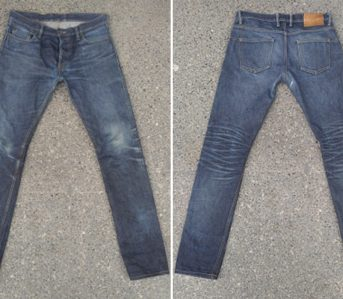 Fade-of-the-Day---3Sixteen-ST-100XK-Kibata-(13-Months,-2-Washes,-1-Soak)-front-back