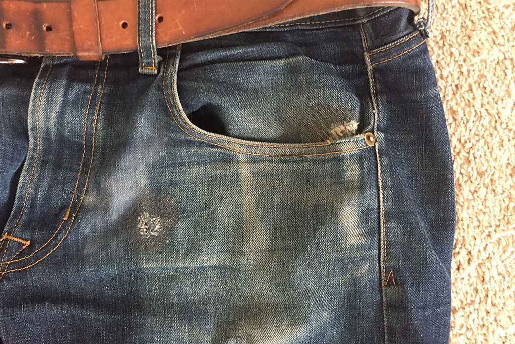 Fade-of-the-Day---Rye-51-Silo-Selvedge-(1.5-Years,-3-Washes)-front-top-left-pocket