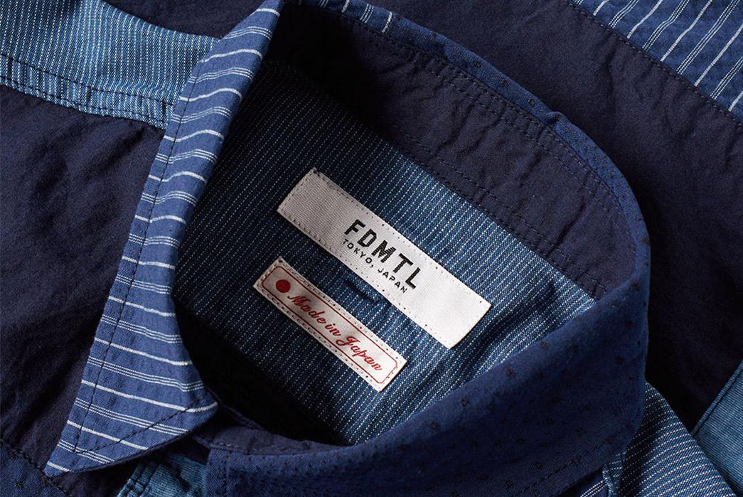 FDMTL-Boro-Patchwork-Shirt-collar