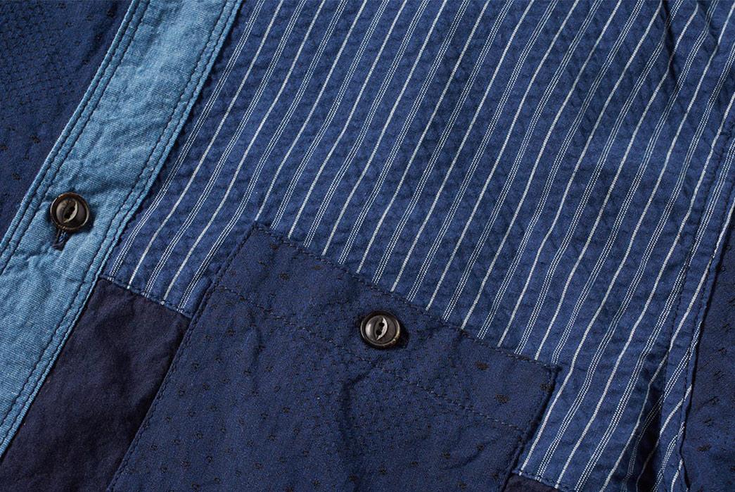 FDMTL-Boro-Patchwork-Shirt-front-pocket-buttons