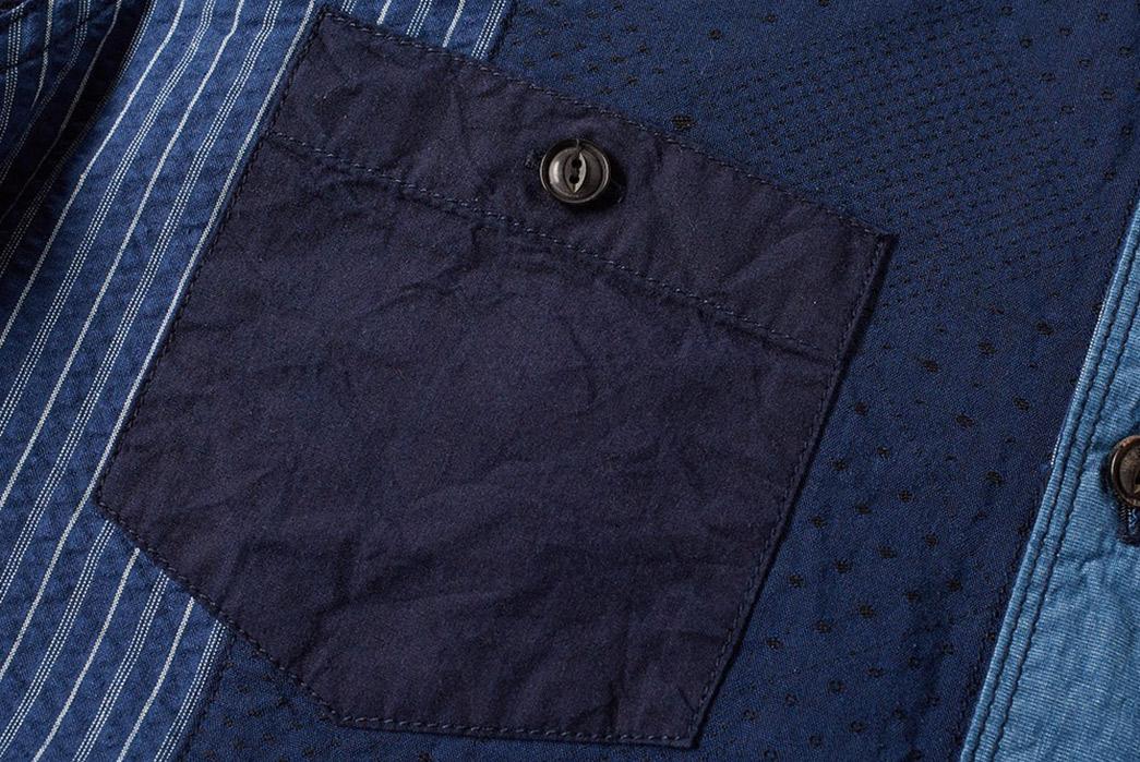 FDMTL-Boro-Patchwork-Shirt-front-pocket