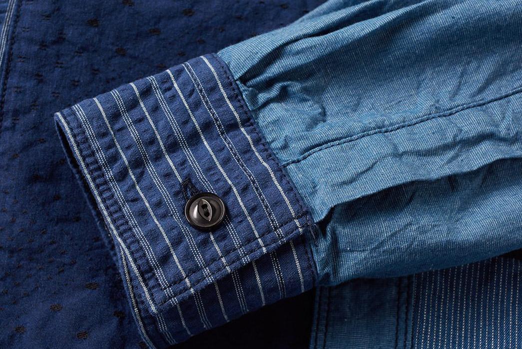 FDMTL-Boro-Patchwork-Shirt-sleeve
