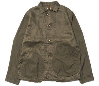 Kapital-Linen-Chino-Cloth-and-Gabardine-Ringoman-Coverall-Jacket-front