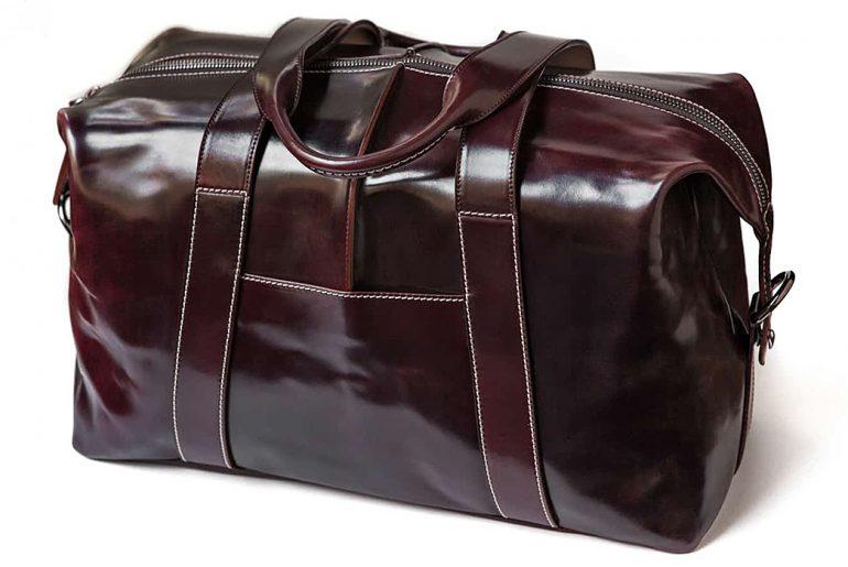 Kreis-Shell-Cordovan-Duffle-Bag-front-side</a>