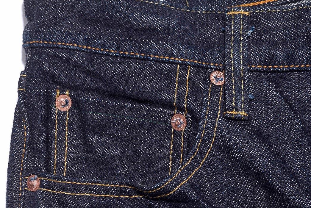 Oni-x-Blue-in-Green-ONI-612XXBIG-16.5oz-Relaxed-Slim-Taper-Ltd-Ed.-Jeans-front-pockets