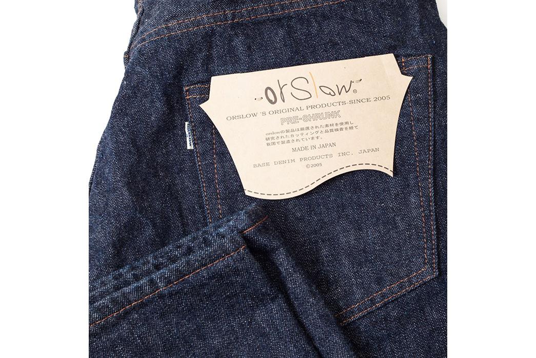 orSlow-Baggy-Fit-One-Wash-Denim-Pants-detail
