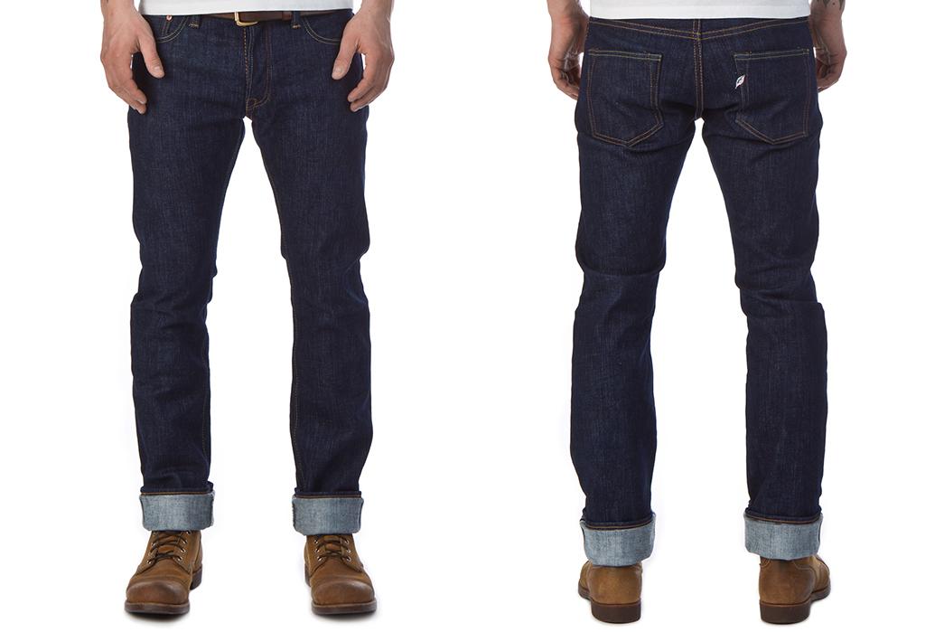 Pure-Blue-Japan-KS-013-ST-Stretch-Raw-Denim-Jeans