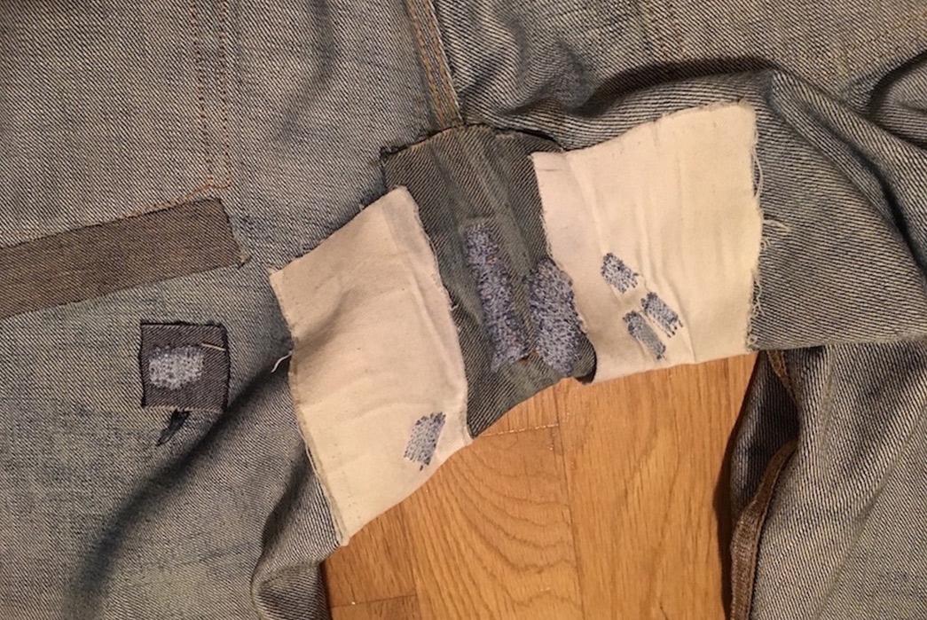 RRL-Slim-Bootcut-(10-Years,-2-Washes,-4-Soaks)-inside-between-legs