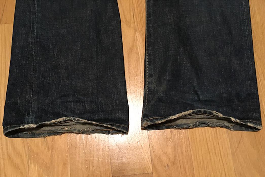 RRL-Slim-Bootcut-(10-Years,-2-Washes,-4-Soaks)-legs-down