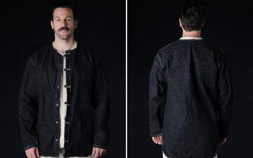 Tender-Softened-Denim-Edited-Tail-Jacket-model-front-back