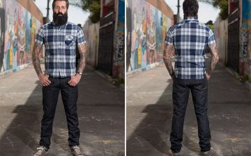 3Sixteen+-40BSP-16.5oz.-Caustic-Wave-Denim-model-front