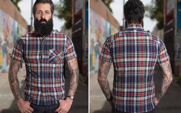3sixteen-x-SEMX-Breezy-Days-Madras-Shirts-model-front-back