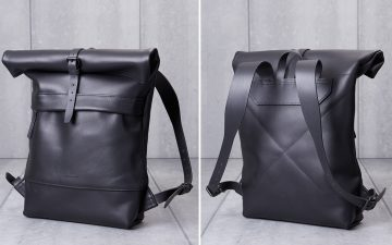 Atelier-De-L'Armee-Introduces-Their-All-Leather-Commuter-Pack-front-back
