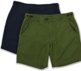 Corridor-x-American-Trench-Ripstop-Shorts-blue-green