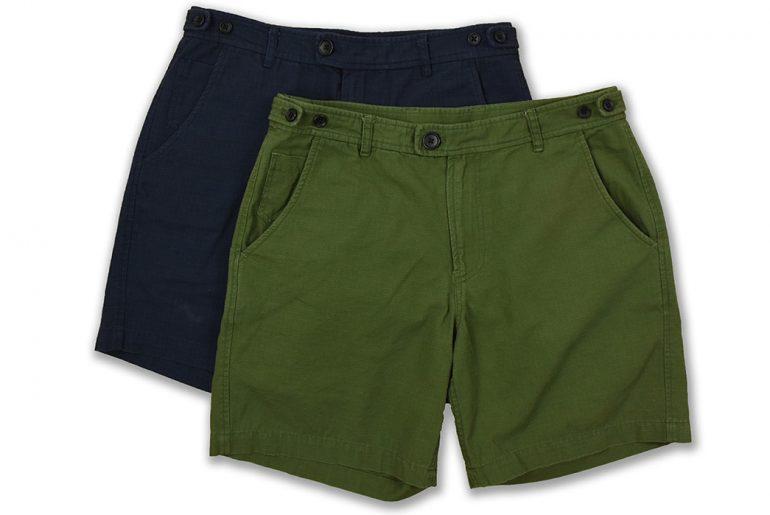 Corridor-x-American-Trench-Ripstop-Shorts-blue-green</a>