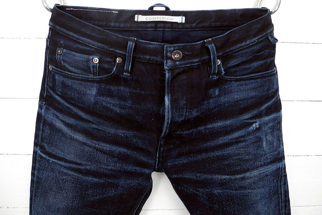 Fade-of-the-Day---Companion-Denim-From-Dusk-Till-Dawn-(2-Years,-2-Washes)-front-top-hanged