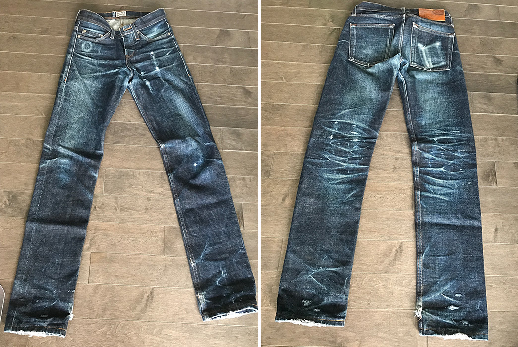 Fade-of-the-Day---Naked-&-Famous-Japan-Heritage-(2-Years,-2-Washes)-front-back