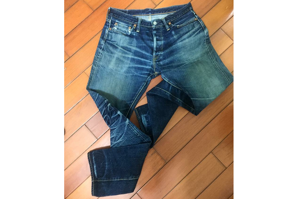 Fade-of-the-Day---The-Flat-Head-3002-(2-Years,-Unknown-Washes)-front folded