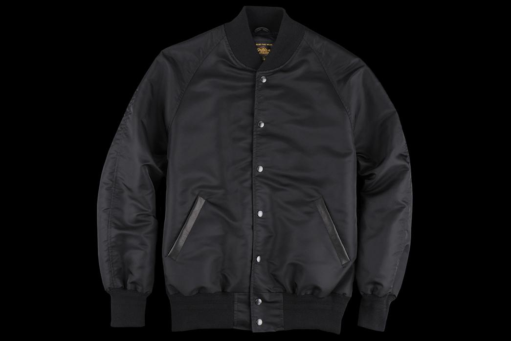 Golden-Bear-x-Unionmade-Raglan-Varsity-Jacket-front